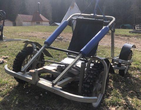 3 Kart Dyck – Lenno 70 kg à vendre